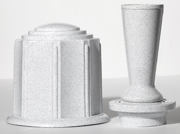 ForeverSafe™ Urn Vase Canister Set